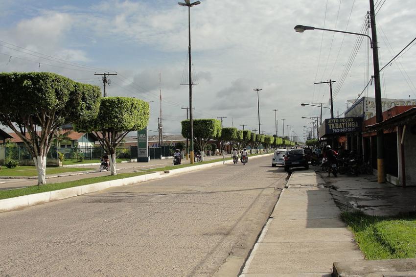 Avenida da Amizade - Foto: Gabriel Ernesto Levy Bravo (Licença-cc-by-2.0)