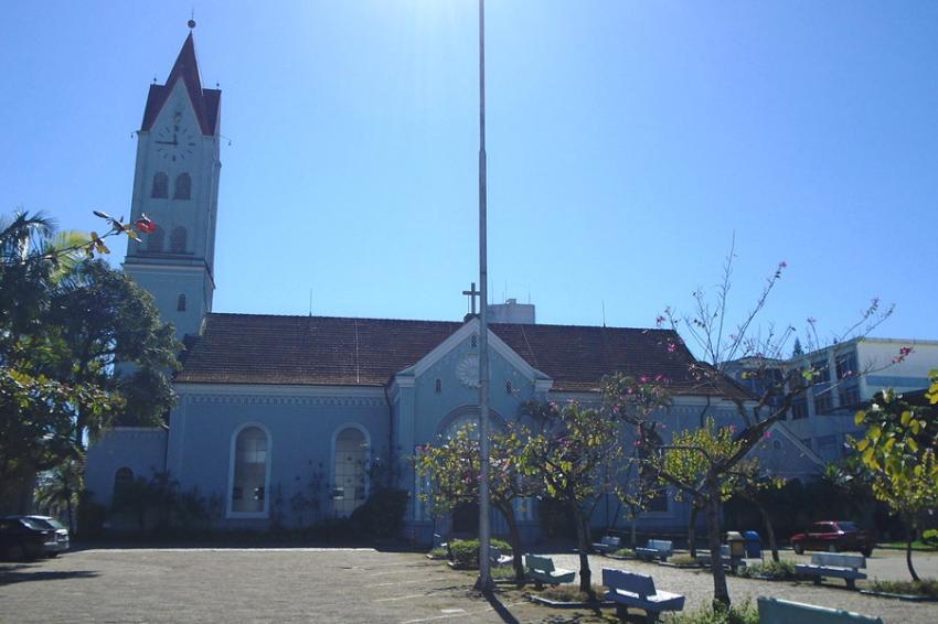 Igreja Luterana da Paz - Foto: Eugenio Hans Enofs (Licença-cc-by-sa-4.0)