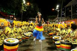 Axé Music with Banda Olodum - Photo / Reproduction: Disclosure Olodum